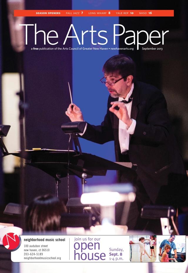 ArtsPaper Sept 2013