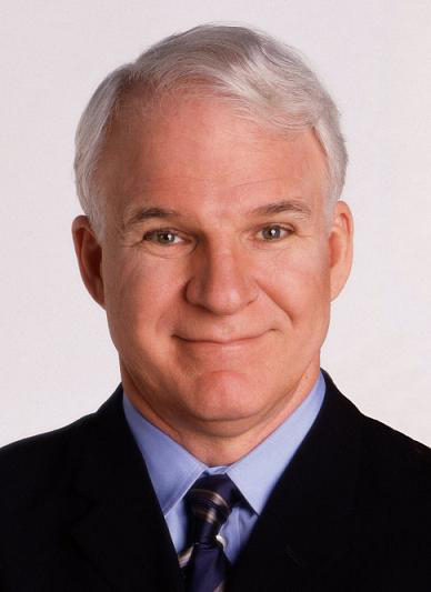 Steve Martin. Image courtesy of Long Wharf Theatre.