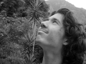 Poet Ekiwah Alder-Belendez. Image courtesy of Blue Flower Arts